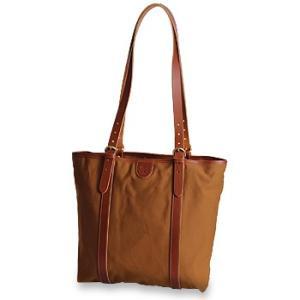 イルビゾンテ バッグ レザーストラップキャンバストートバッグ  商品番号411738 送料無料 バッグ トートバッグ IL BISONTE|noix