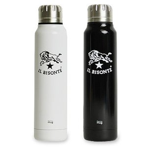 イルビゾンテ 日本正規取扱店 カップ&ボトル アンブレラボトル(300ml) 54162304198ステンレスボトル IL BISONTE ラッピング無料|noix