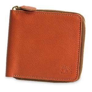 イルビゾンテ 財布 ラウンドジップ2つ折り財布 商品番号54162309540 送料無料 財布 ファスナー財布 二つ折り財布 IL BISONTE|noix