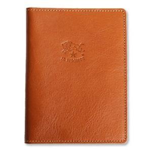 イルビゾンテ 日本正規取扱店 文房具 カードケース付きパスポートカバー 商品番号54172304190 送料無料 IL BISONTE ギフトラッピング無料 noix