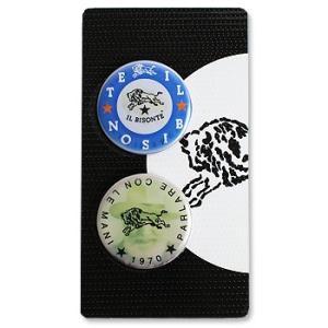 イルビゾンテ 日本正規取扱店 アクセサリー 缶バッジセット 商品番号54172309197 アクセサリー その他 IL BISONTE ギフトラッピング無料 noix
