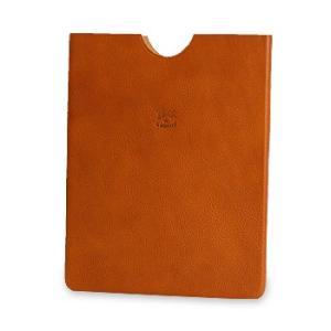 イルビゾンテ 文房具 iPadケース(ハードレザー) 商品番号5422300390 送料無料 文房具ステーショナリー モバイルケース IL BISONTE noix