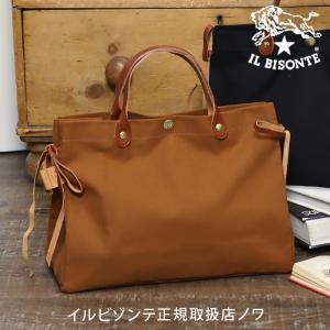 イルビゾンテ バッグ サイドリボンキャンバストートバッグ 商品番号5432302920 送料無料 バッグ トートバッグ IL BISONTE|noix