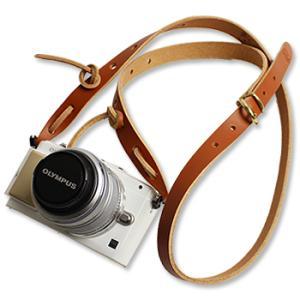 イルビゾンテ 日本正規取扱店 文房具 カメラストラップ 5442404290 送料無料 IL BISONTE ラッピング無料|noix