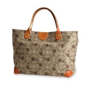 イルビゾンテ バッグ 仕切り付きトート(モノグラム) 商品番号5442409821 送料無料 バッグ トートバッグ IL BISONTE|noix