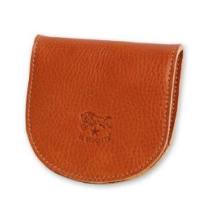 【イルビゾンテ IL BISONTE 財布】丸型ボックスコインケース[商品番号_5452404241]【送料無料】【財布 コインケース】