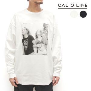 【CAL O LINE/キャルオーライン】SKYNYRD COUPLE L/S TEE(スキナードカップルロングスリーブティー)[CJW-924]【送料無料】|noix