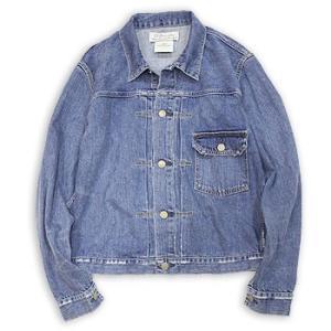 【レミレリーフ/REMI RELIEF】デニム1stジャケット(ナチュラル加工)【送料無料】 noix