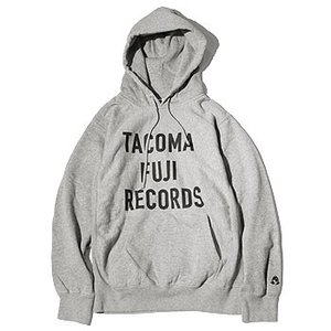 【s30】【タコマフジレコード/TACOMA FUJI RECORDS】TACOMA FUJI RECORDS LETTER PRINT HOODIE【送料無料】【キャンセル返品交換不可】【let】|noix