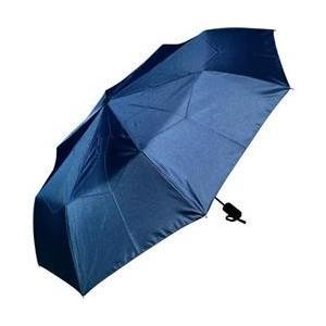 ELSONIC ワンタッチ式 折りたたみ傘 ネイビー EFH-AU54-N|nojimaonline