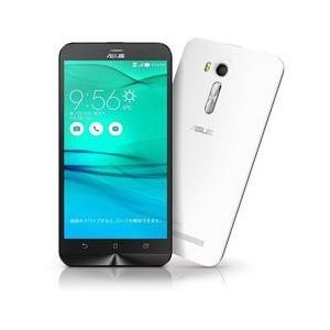 ASUS SIMフリースマートフォンZenfone Goメモリ2GB/内蔵ストレージ16GB ホワイト ZB551KL-WH16