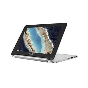 ASUS 10.1インチ ノートPC  Chromebook Flip C101PA Chrome ...