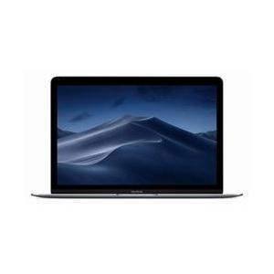 Apple 12インチ MacBook Retinaディスプレイ [スペースグレイ]/1.2GHzデ...
