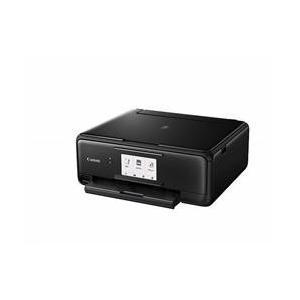 Canon インクジェットプリンター PIXUS(ピクサス) TS8130 ブラック PIXUSTS8130BK|nojimaonline
