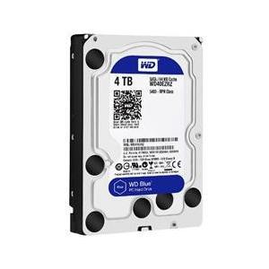 Western Digital WD Blue 3.5インチ 内蔵HDD 4TB WD40EZRZ-...