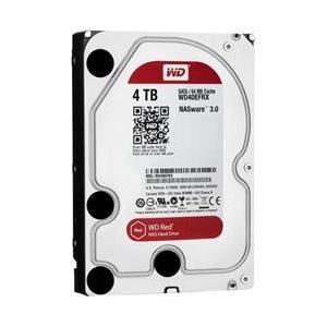 Western Digital WD Red 3.5インチ 内蔵HDD 4TB WD40EFRX-R...