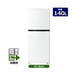 アクア 2ドア冷凍冷蔵庫 140L 【当店限定カラー】 AQ...