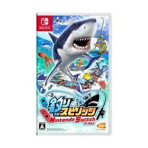 バンダイナムコ 【Switch】 釣りスピリッツ Nintendo Switchバージョン HAC-...
