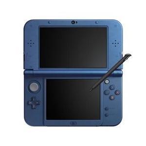 任天堂 【3DS】 Newニンテンドー3DS LL本体(メタ...