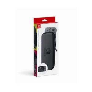 任天堂 【Switch】 Nintendo Switchキャリングケース(画面保護シート付き) HA...