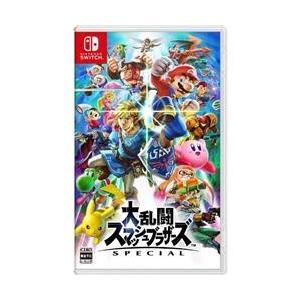 任天堂 【Switch】 大乱闘スマッシュブラザーズ SPECIAL HAC-P-AAABA