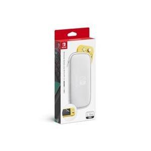 任天堂 【Switch】 Nintendo Switch Liteキャリングケース(画面保護シート付...