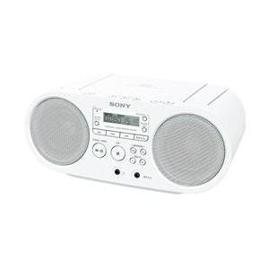 SONY CDラジオ ホワイト ZS-S40-Wの関連商品8