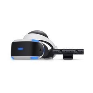 SIE 【PS4】 新価格プレイステーション VR PlayStation Camera同梱版 CUHJ-16003