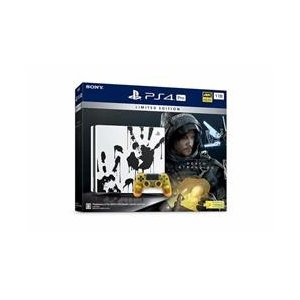 SIE 【PS4】 プレイステーション4 Pro本体 DEATH STRANDING LIMITED...