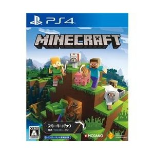SIE 【PS4】 Minecraft Starter Collection (マインクラフト スタ...