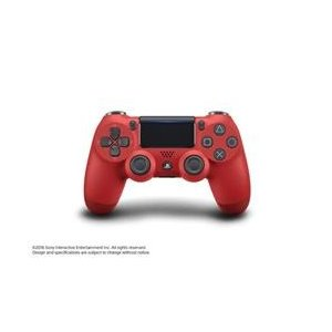 SIE 【PS4】 ワイヤレスコントローラー(DUALSHOCK4) マグマ・レッド CUH-ZCT...