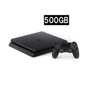 SIE 【PS4】 ★プレイステーション4本体 (ジェット・ブラック)500GB(N) CUH-22...