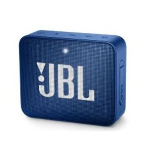 JBL Bluetoothワイヤレス防水スピーカー JBL GO2 ブルー JBLGO2BLU