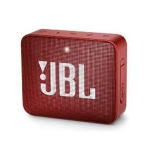 JBL Bluetoothワイヤレス防水スピーカー JBL GO2 レッド JBLGO2RED