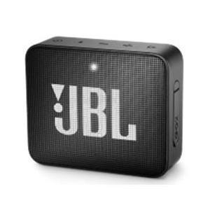 JBL Bluetoothワイヤレス防水スピーカー JBL GO2 ブラック JBLGO2BLK