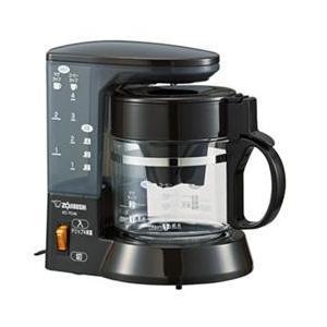 象印マホービン コーヒーメーカー 「珈琲通」 カップ4杯分 ブラウン EC-TC40-TA