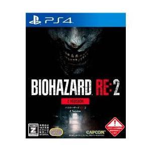 カプコン 【PS4】 バイオハザード BIOHAZARD RE:2 Z Version PLJM-1...