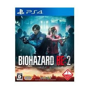 カプコン 【PS4】 バイオハザード BIOHAZARD RE:2 ※Zバージョンではありません P...