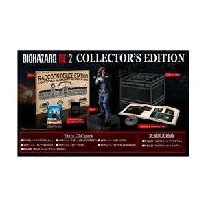 カプコン 【PS4】 バイオハザード BIOHAZARD RE:2 COLLECTOR'S EDIT...