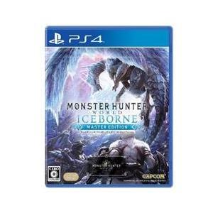 カプコン 【PS4】 モンスターハンターワールド:アイスボーン マスターエディション 通常版  PL...