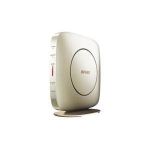 BUFFALO 無線LAN親機 11ac/n/a/g/b 1733+800Mbps QRsetup エアステーション シャンパンゴールド WSR-2533DHP2-CG|nojimaonline