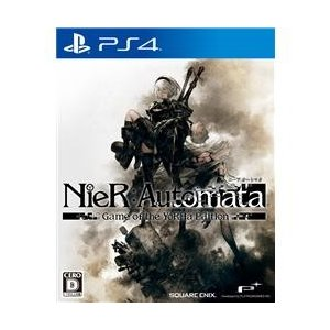 スクウェア・エニックス 【PS4】 NieR:Automata Game of the YoRHa ...