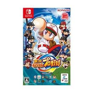 コナミ 【数量限定特価】【Switch】 実況パワフルプロ野球 RL002-J1