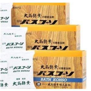 大高酵素 バスコーソ 100g×6袋入り 3個セット|nolen00