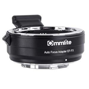 Commlite CM-EF-FX 電子オート フォーカス レンズのアダプター キヤノン タムロン ...