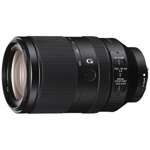 ソニー SONY ズームレンズ FE 70-300mm F4.5-5.6 G OSS Eマウント35...