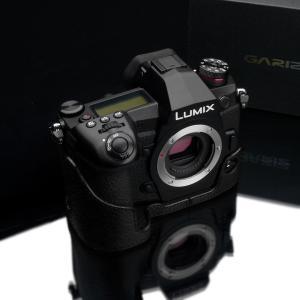 GARIZ Panasonic LUMIX G9 PRO(DC-G9)用 本革カメラケース XS-C...