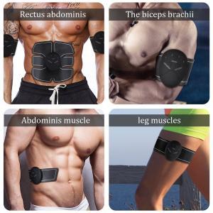 腹筋ベルト EMS 腹筋トレ 筋トレ ーニング フィットネスマシン 多機能 マシーン ダイエット器具 超薄 静音 自動的に 筋肉トレお腹 腕 nomad