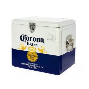 コロナ クーラーボックス + コロナ・エキストラ ボトル メキシコ 355ml×12本パック|nomad