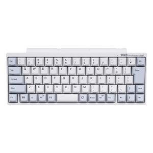 PFU Happy Hacking Keyboard Professional BT 日本語配列/白...